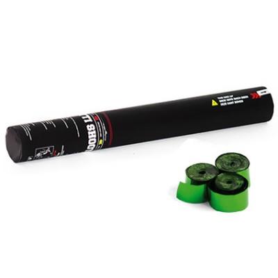 Handheld Streamer - 40cm - metallic - groen