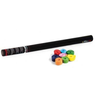 Handheld streamer - 80cm - papier - multicolor
