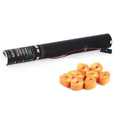 Elektrische Streamer- 40cm -papier - oranje