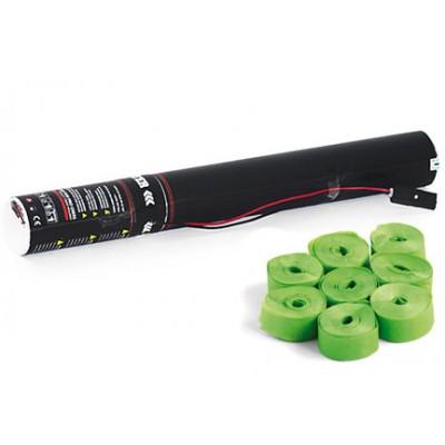 Elektrische Streamer- 40cm -papier-lichtgroen