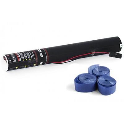 Elektrische Streamer- 40cm -papier - donkerblauw