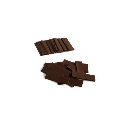 Losse Slowfall Confetti - papier - 1kg - bruin