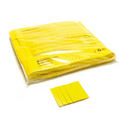 Losse Slowfall Confetti - papier - 1kg - geel