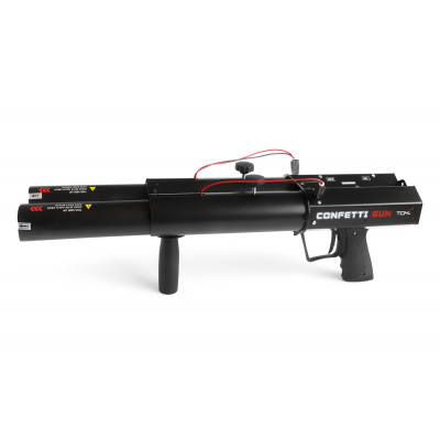 Confetti Gun elektronisch confetti geweer