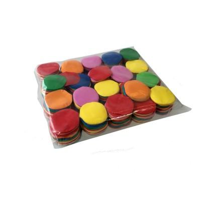 Losse Slowfall Confetti Rozen Blaadjes Multicolor