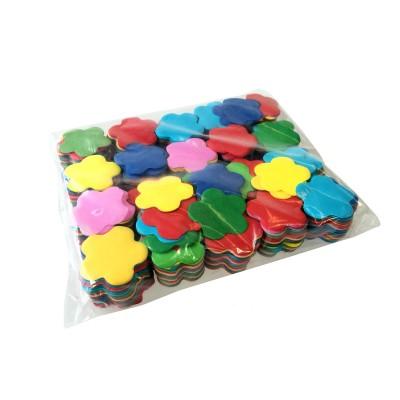 Losse Slowfall Confetti Bloemen Multicolor