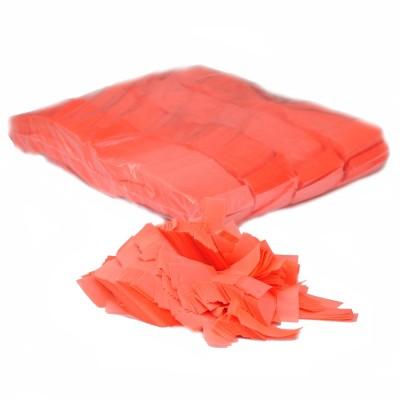 Losse Slowfall Confetti - papier - 1kg - UV oranje