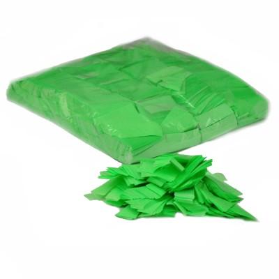 Losse Slowfall Confetti - papier - 1kg - UV groen
