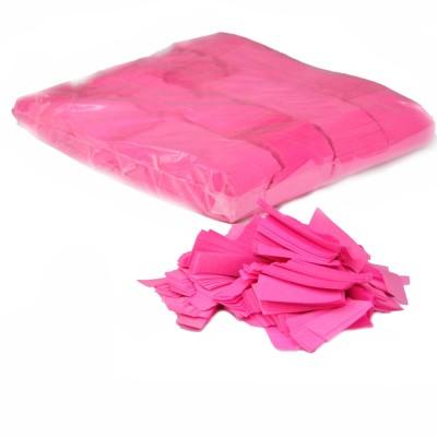 Losse Slowfall Confetti - papier - 1kg - UV roze